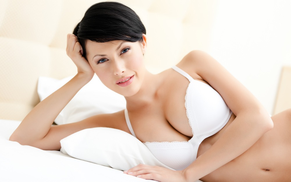 How to Shop for Bras After a Breast Augmentation