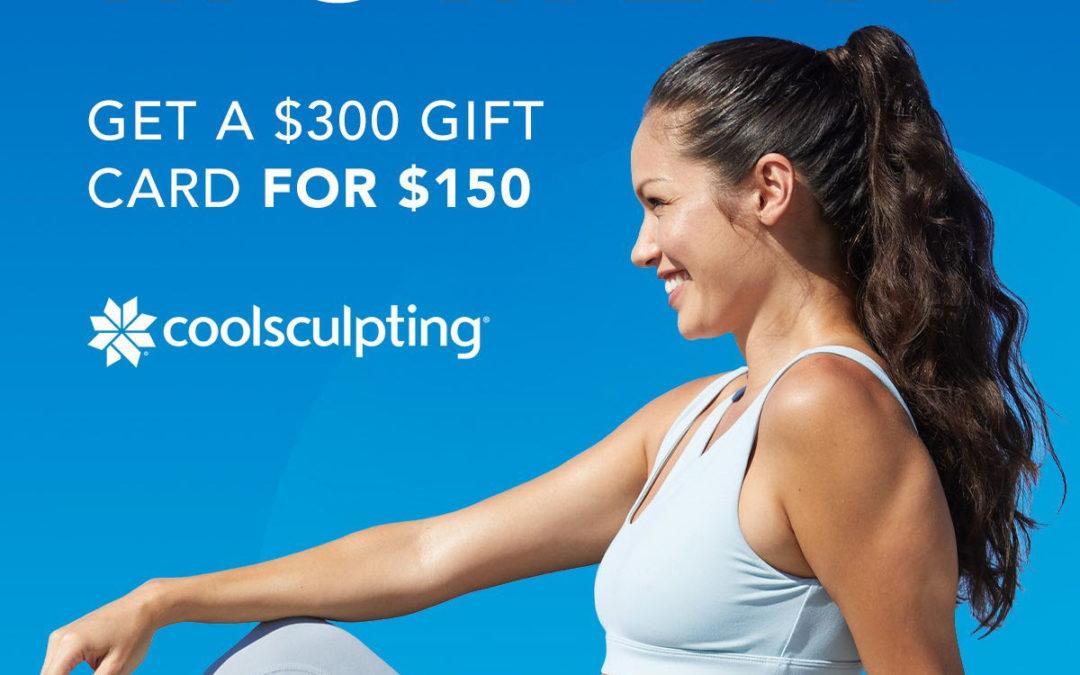 HUGE savings on CoolSculpting & CoolTone