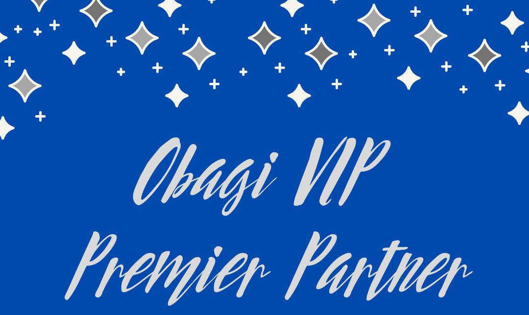 Exciting News! Obagi VIP Premier Partner