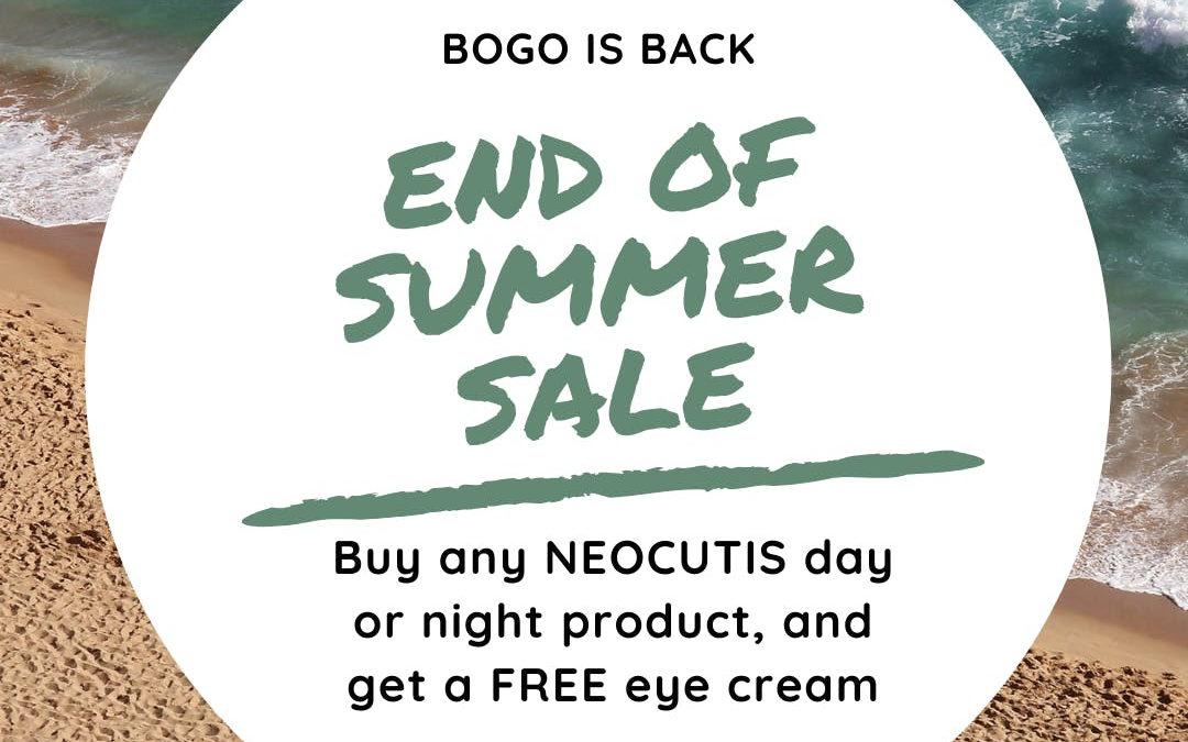 BOGO is back for August!